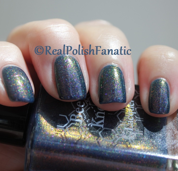Bee's Knees Lacquer - Blorange -- COTM March 2018 (16)