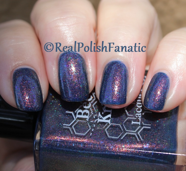 Bee's Knees Lacquer - Blorange -- COTM March 2018 (31)