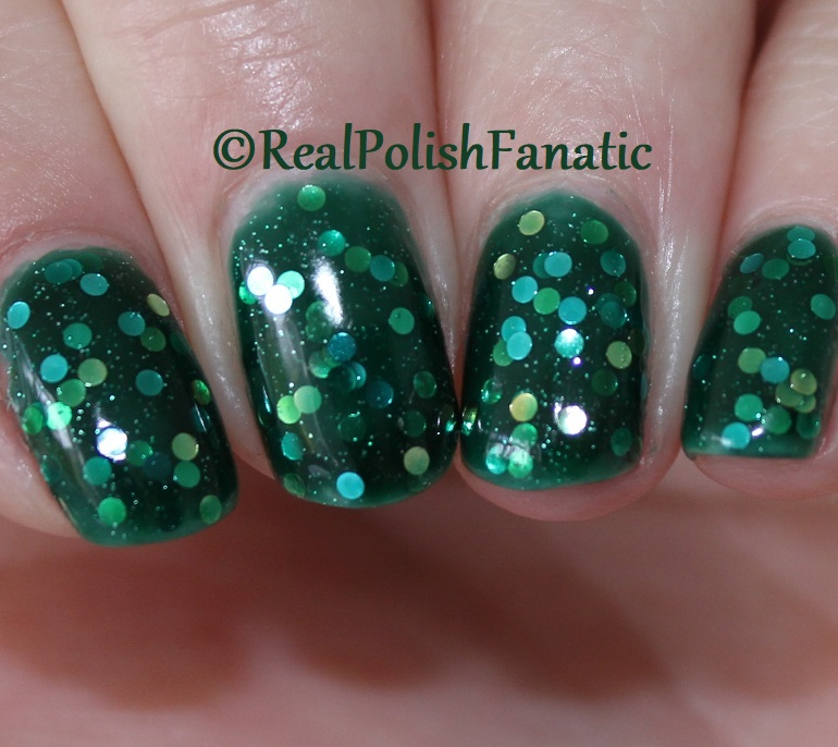 KBShimmer – Get Clover It – RealPolishFanatic