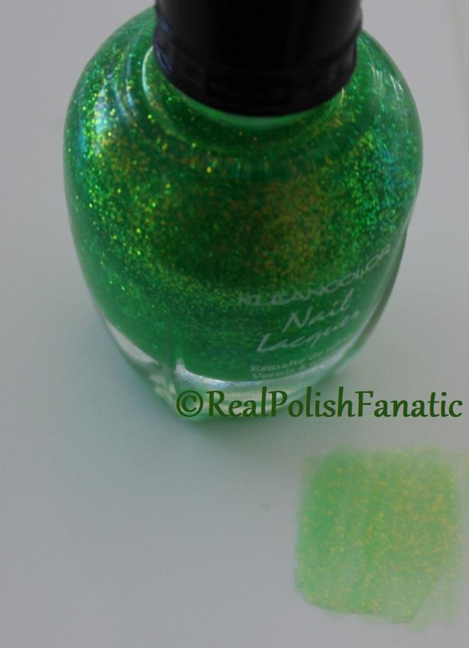 Kleancolor Chunky Holo Clover (1)