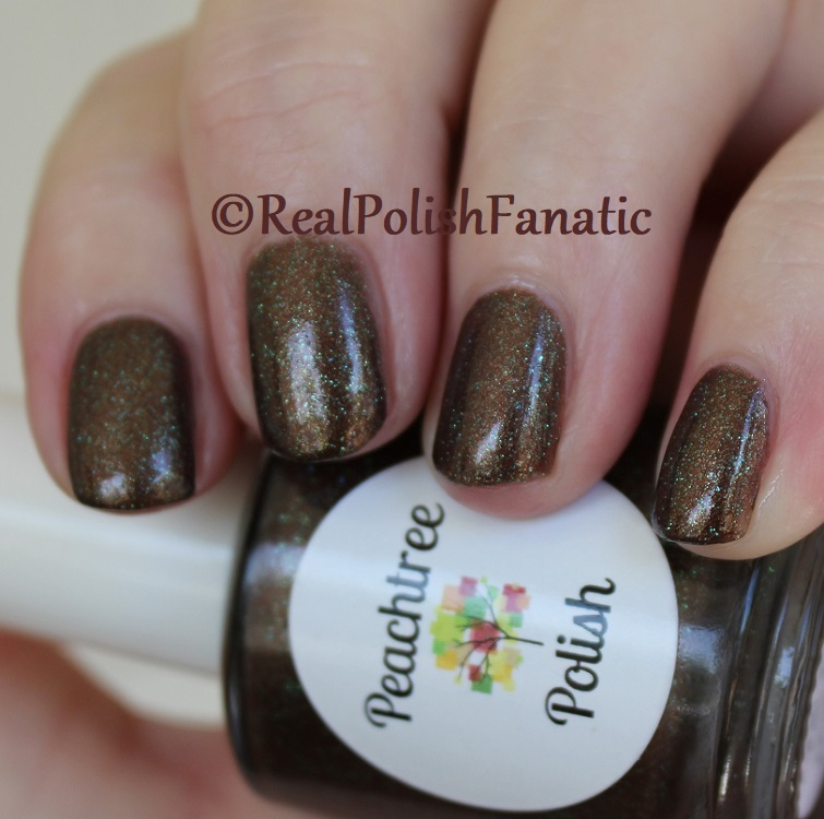 Peachtree Polish - Choc-o-mint -- February 2018 Polish Pickup (14)
