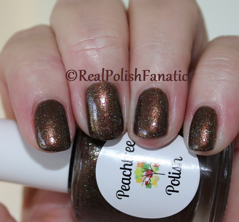 Peachtree Polish - Choc-o-mint -- February 2018 Polish Pickup (3)