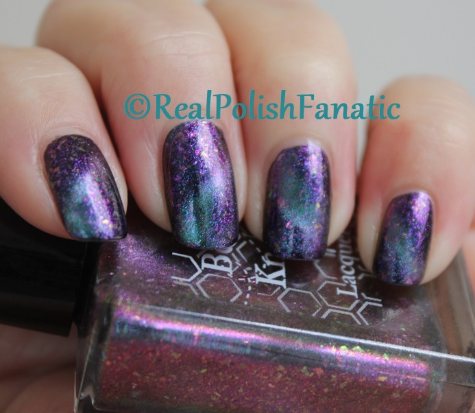 Bees Knees Lacquer - The Magician -- March 2018 Arcana Chronicles Collection (13)