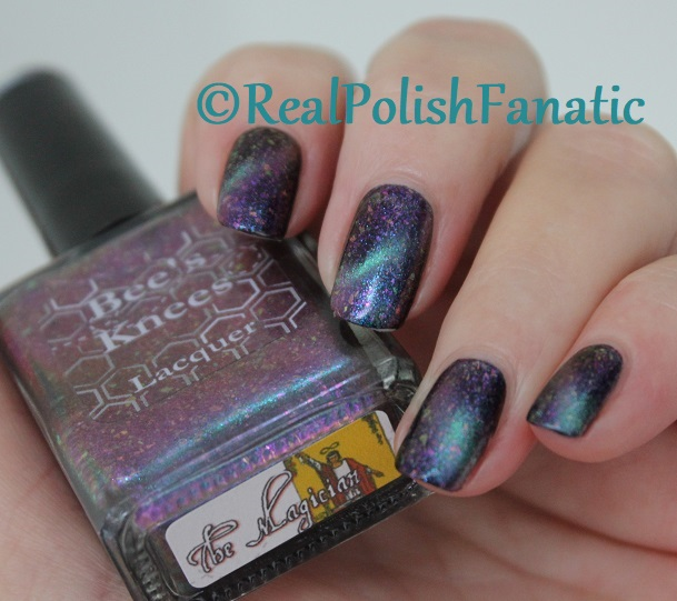 Bees Knees Lacquer - The Magician -- March 2018 Arcana Chronicles Collection (9)