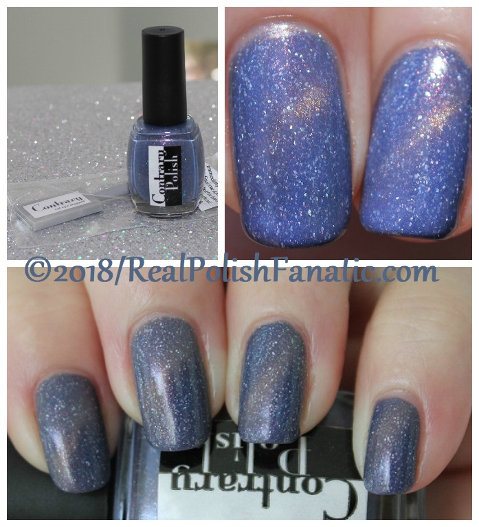 Contrary Polish - Cocoon Galaxy -- April 2018 Polish Pickup