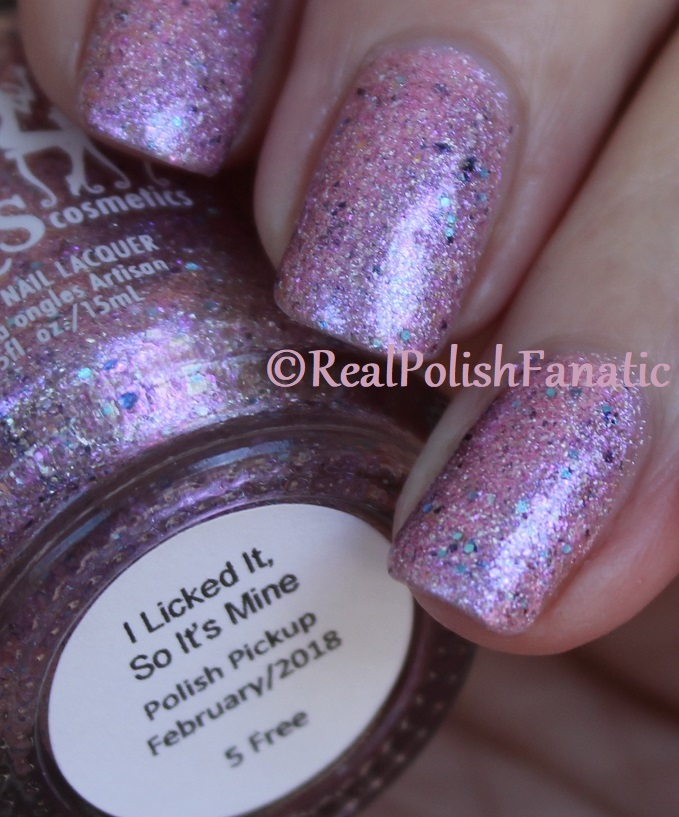 Girly Bits - I Licked It, So It's Mine -- February 2018 Polish Pickup (11)