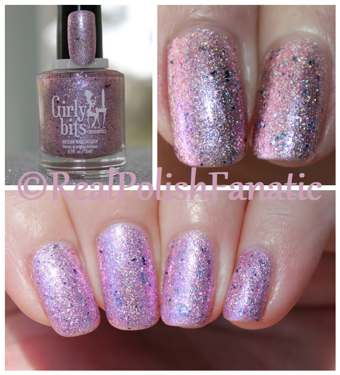 Girly Bits - I Licked It, So It's Mine -- February 2018 Polish Pickup