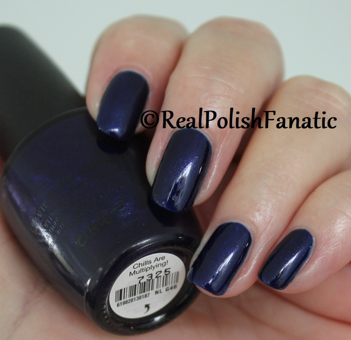 OPI - Chills Are Multiplying -- Summer 2018 Grease Collection (21)