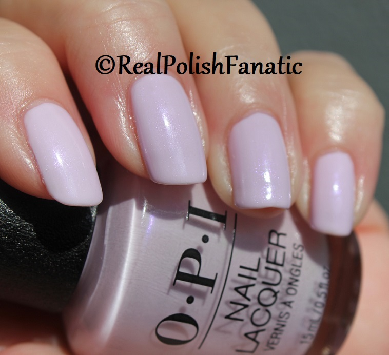 OPI – Frenchie Likes to Kiss — Summer 2018 Grease Collection (21 ...