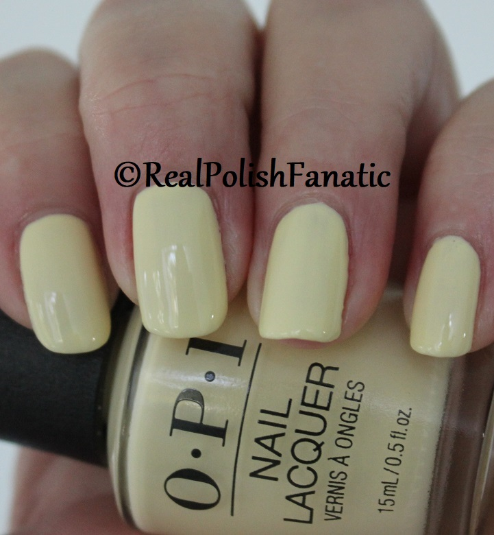 OPI - Meet a Boy Cute As Can Be -- Summer 2018 Grease Collection (9)