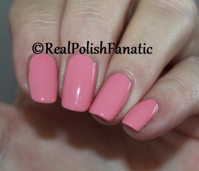 OPI - Pink Ladies Rule the School -- Summer 2018 Grease Collection (12)