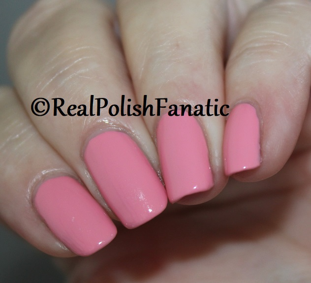 OPI - Pink Ladies Rule the School -- Summer 2018 Grease Collection (13)