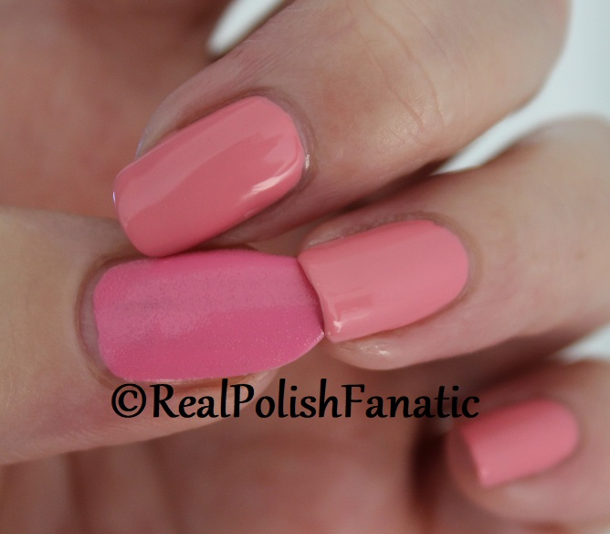 OPI - Pink Ladies Rule the School -- Summer 2018 Grease Collection (17)