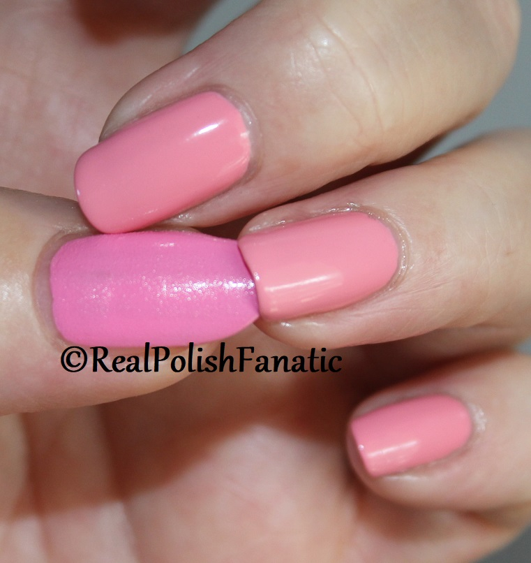 OPI - Pink Ladies Rule the School -- Summer 2018 Grease Collection (18)