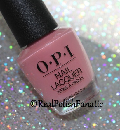 OPI - Pink Ladies Rule the School // Summer 2018 Grease Collection