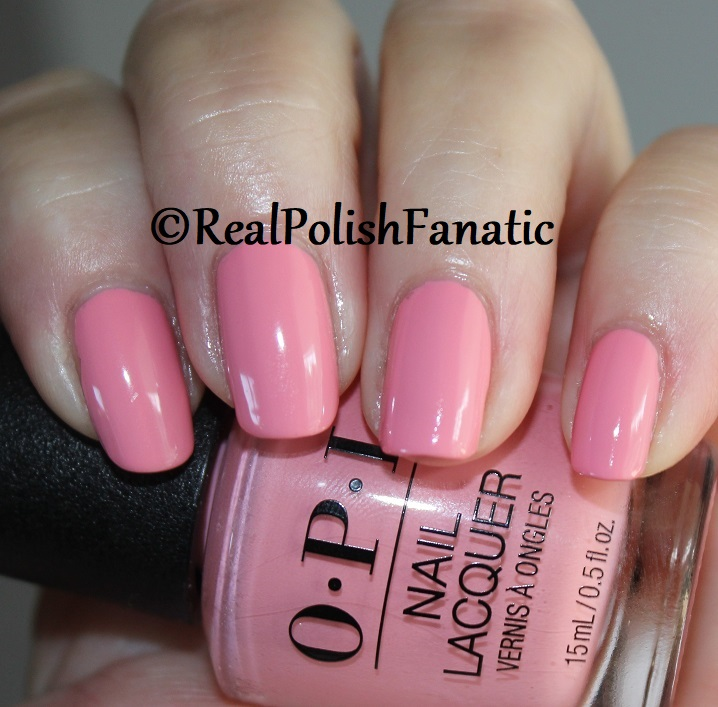OPI - Pink Ladies Rule the School -- Summer 2018 Grease Collection (5)
