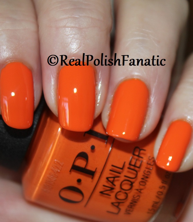 OPI - Summer Lovin' Having A Blast! -- Summer 2018 Grease Collection (5)