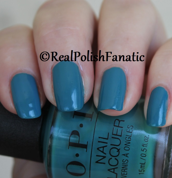 OPI - Teal Me More, Teal Me More -- Summer 2018 Grease Collection (12)