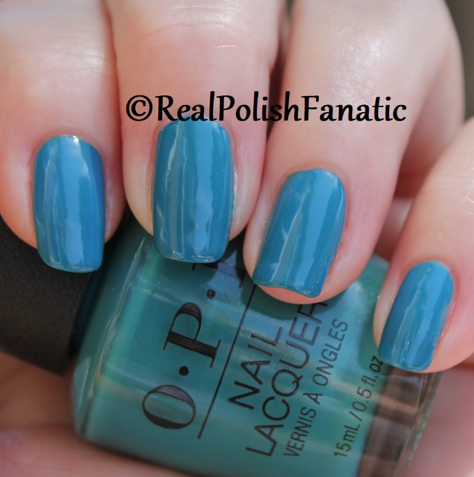 OPI - Teal Me More, Teal Me More -- Summer 2018 Grease Collection (17)