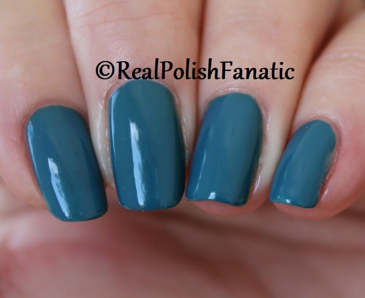 OPI - Teal Me More, Teal Me More -- Summer 2018 Grease Collection (18)