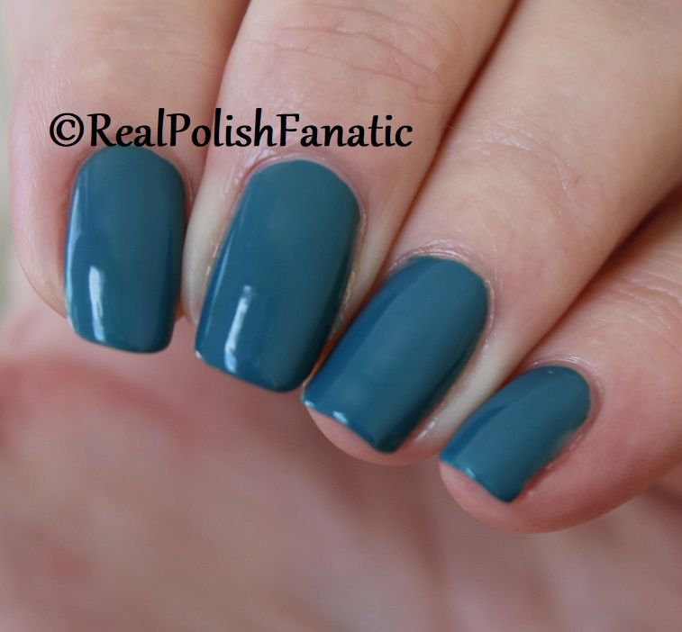OPI - Teal Me More, Teal Me More -- Summer 2018 Grease Collection (19)