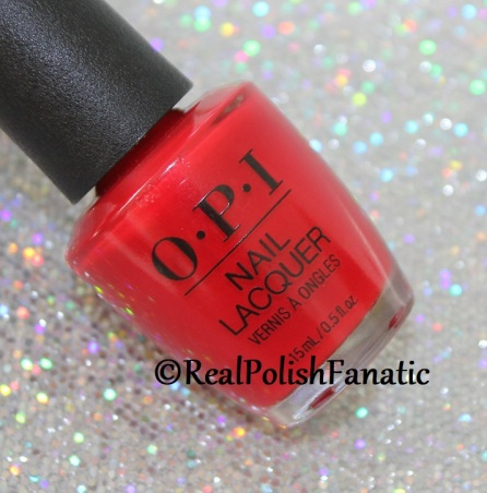 OPI - Tell Me About It Stud // Summer 2018 Grease Collection