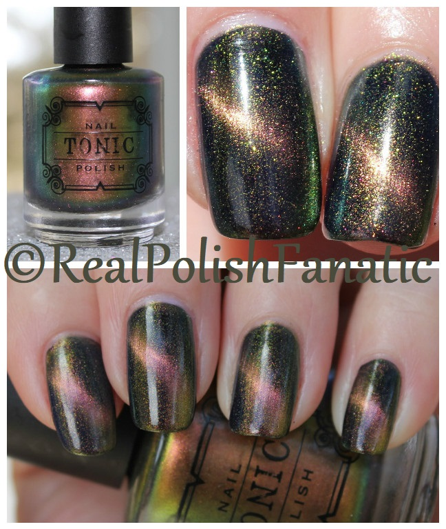 Tonic Polish - Flawless -- April 2018 Release