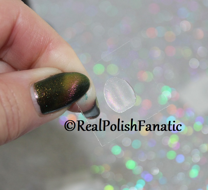 Tutorial -- Applying Glass Cabochons to Nail Polish Bottles (13)