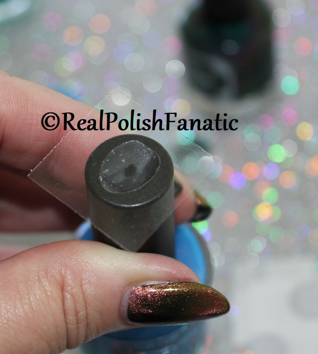 Tutorial -- Applying Glass Cabochons to Nail Polish Bottles (16)