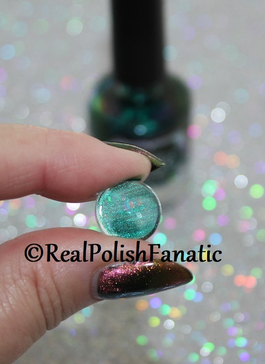 Tutorial -- Applying Glass Cabochons to Nail Polish Bottles (9)