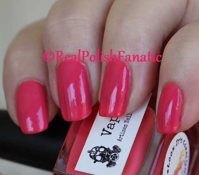 Vapid Lacquer - Look It's Coral! (13)