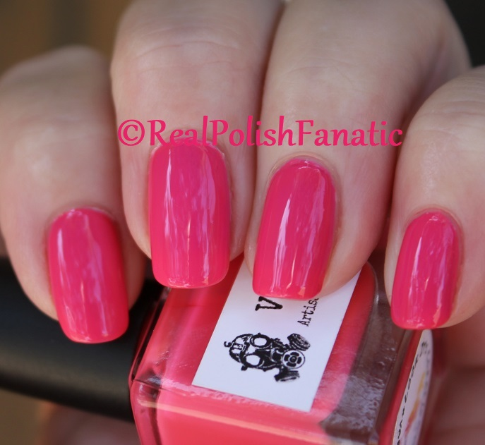 Vapid Lacquer - Look It's Coral! (17)