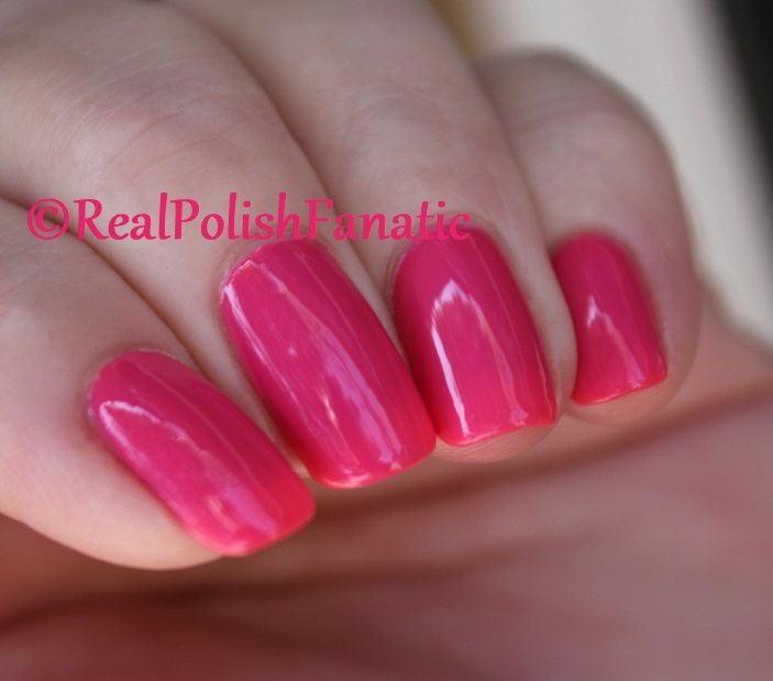 Vapid Lacquer - Look It's Coral! (20)