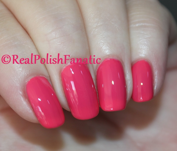 Vapid Lacquer - Look It's Coral! (24)
