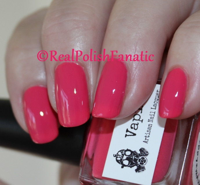 Vapid Lacquer - Look It's Coral! (3)