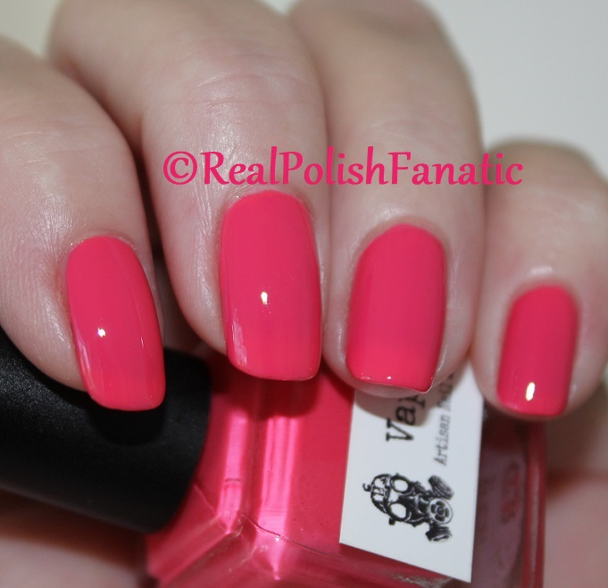 Vapid Lacquer - Look It's Coral! (4)