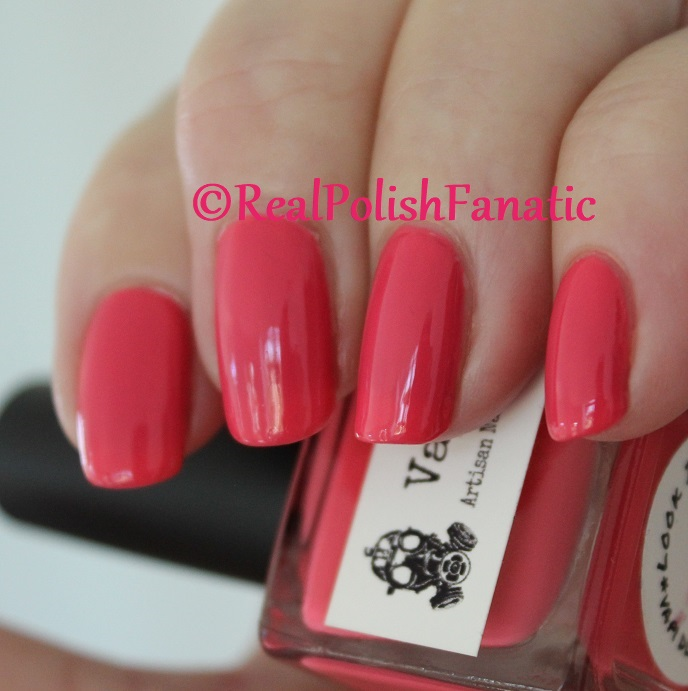 Vapid Lacquer - Look It's Coral! (9)
