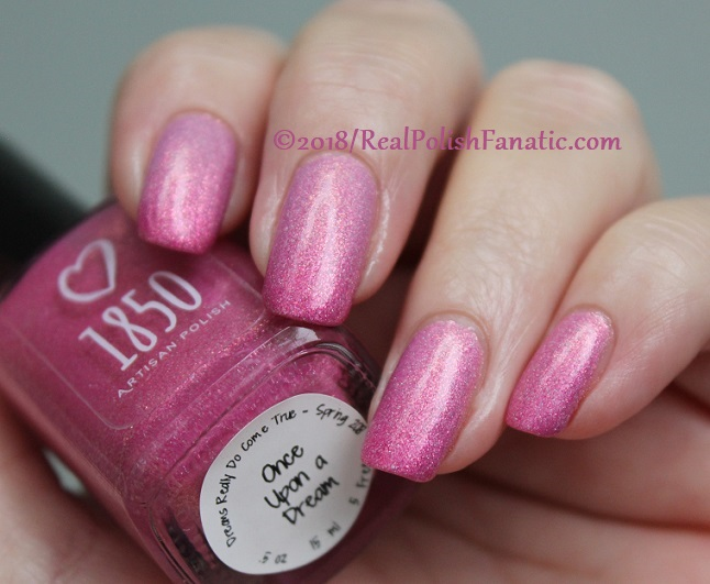 1850 Artisan Polish - Once Upon A Dream -- Dreams Really Do Come True Spring 2018 (13)