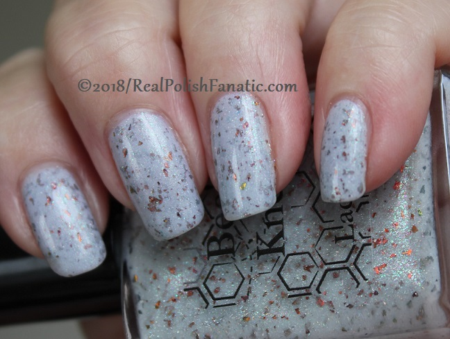 Bee's Knees Lacquer - The Reaper -- The Arcana Chronicles Collection (14)