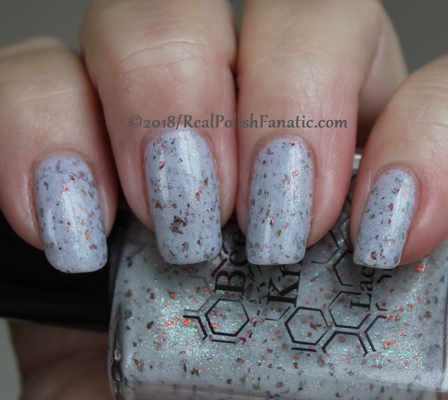 Bee's Knees Lacquer - The Reaper -- The Arcana Chronicles Collection (15)