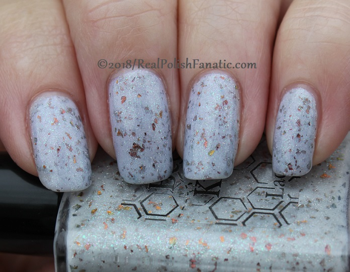 Bee's Knees Lacquer - The Reaper -- The Arcana Chronicles Collection (19)
