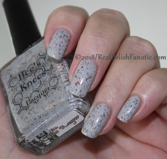 Bee's Knees Lacquer - The Reaper -- The Arcana Chronicles Collection (4)