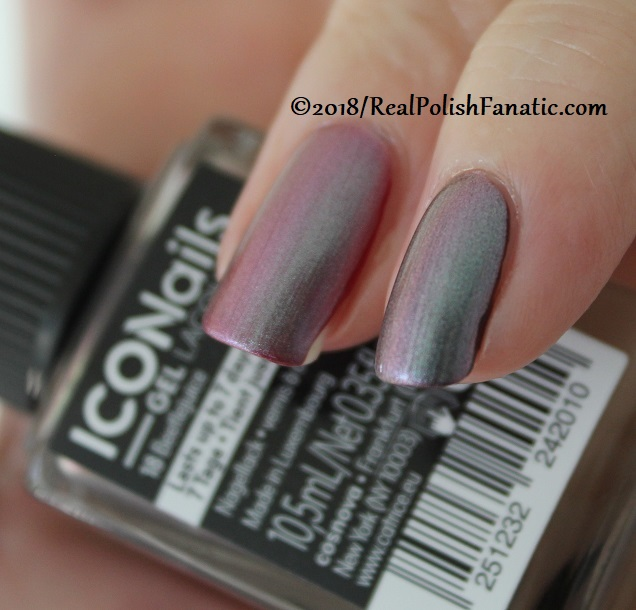 Catrice Polish - 18 Beetlejuice -- My picks (2)