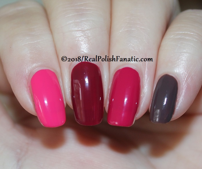 Catrice Polish - My picks (2)