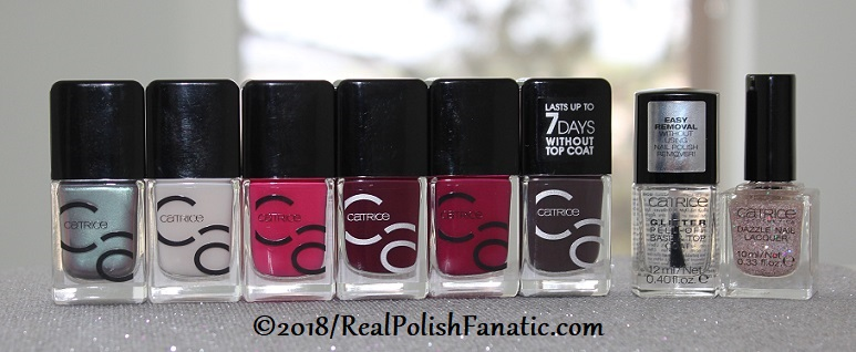 Catrice Polish - My picks (3)