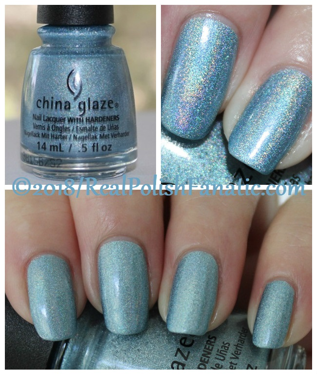 China Glaze - Ma-Holo At Me -- Summer 2018 Shades of Paradise Collection
