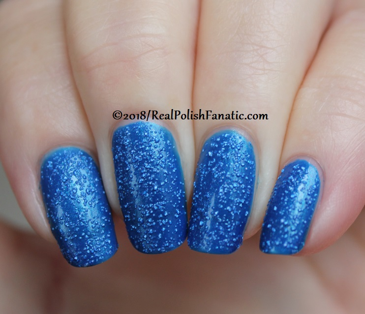 OPI - Bumpy Road Ahead - Summer 2018 Pop Culture Collection (13)