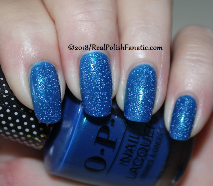 OPI - Bumpy Road Ahead - Summer 2018 Pop Culture Collection (8)