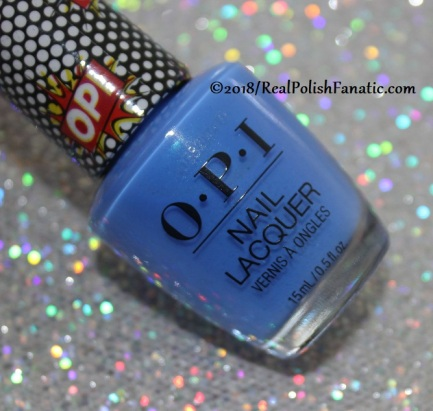 OPI - Days of Pop // Summer 2018 Pop Culture Collection