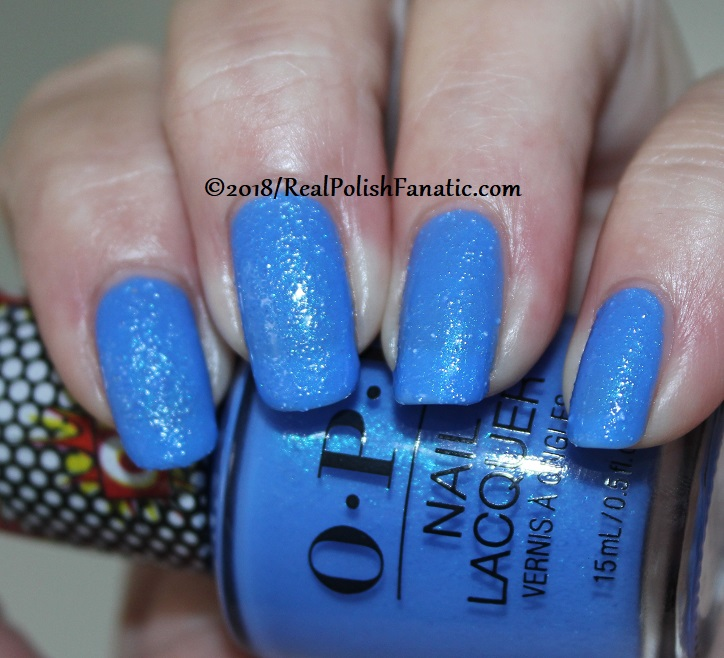 OPI - Days of Pop - Summer 2018 Pop Culture Collection (3)
